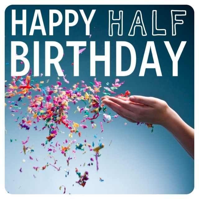 Happy Half Birthday To Our Grandson Card Ad Affiliate Birthday Happy Card Grandson Happy Half Birthday Half Birthday Birthday