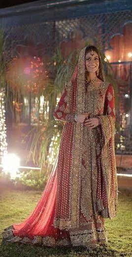 Stani Design House Sana Safinaz Bridal