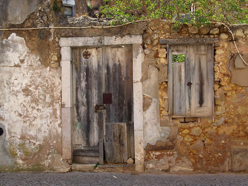 Rustic charm of Portugal - Lagos, Algarve