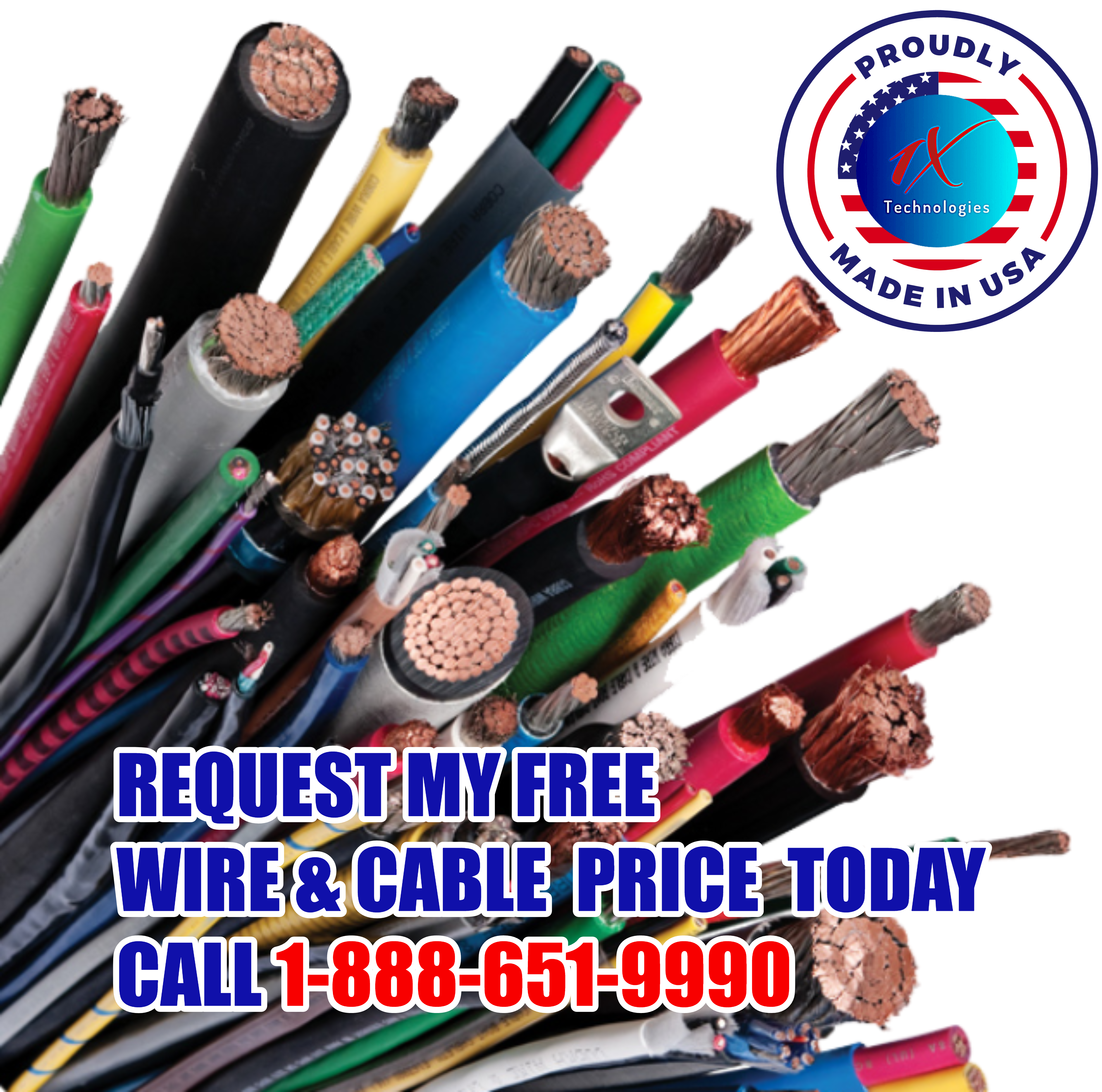 Request My Free Wire Cable Price Today In 2020 Cable Companies Technology Cable