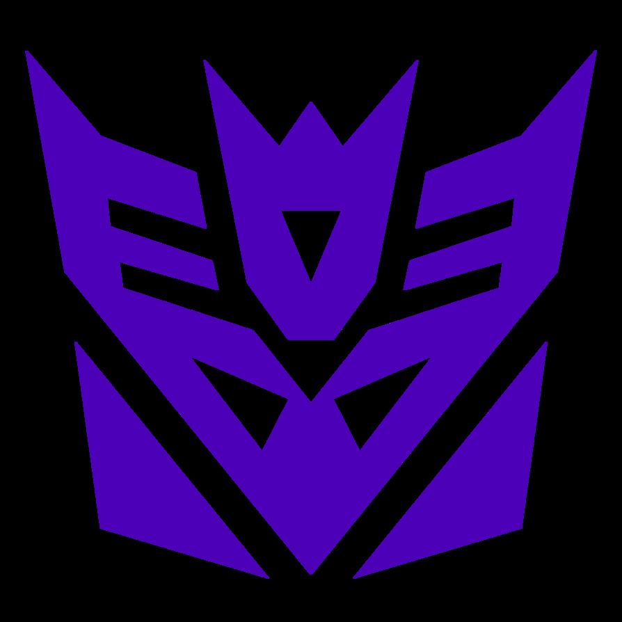 Transformers G1 Cartoon Accurate Decepticon Symbol By Andydatraginpurro Decepticon Symbol Autobot Symbol Transformers