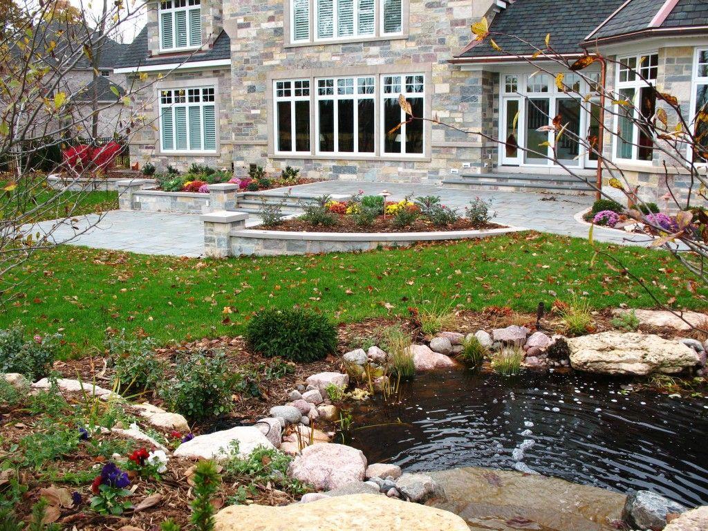 Landscape Design, Green Bay & Appleton Landscape design