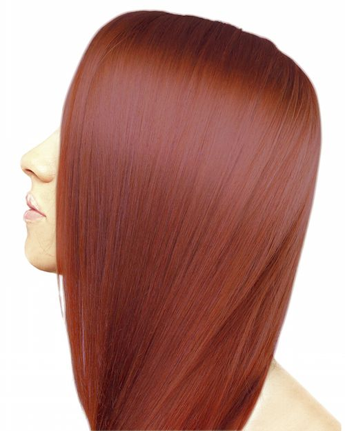 6r Dark Red Blonde Permanent Creme Hair Color Liquid Hair Ion