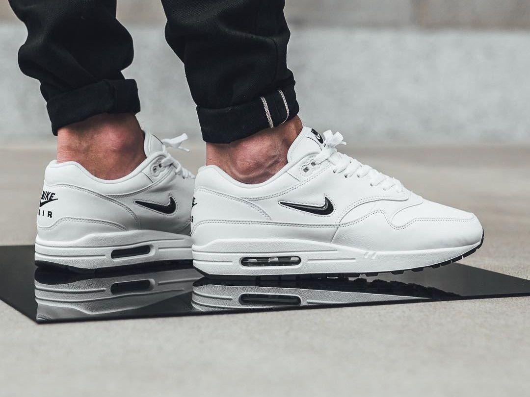 competitive price d4a0e 926fa Nike Air Max 1 Jewel Black Diamond - 2017 (by sneakerdreamnl)