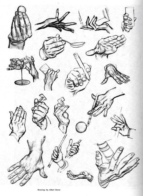 Ejercicios Para Dibujar Las Manos 04 Dibujos Figura Humana Produccion Artistica Manos Dibujo