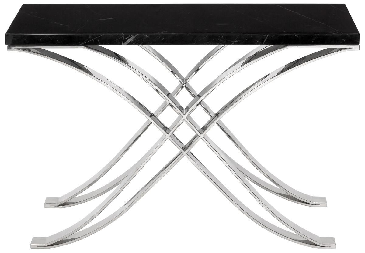 Marble Stainless Lattice Console Table Safavieh Com Marble Console Table Marble Furniture Marble Accents