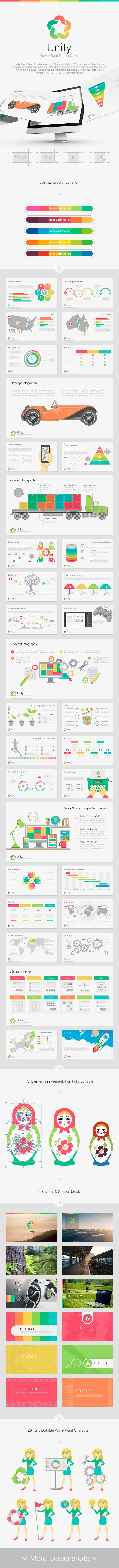 Unity PowerPoint Presentation #slides Download: http://graphicriver.net/item/unity-powerpoint/11265090?ref=ksioks