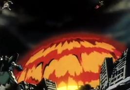 「ガンダム 爆発」の画像検索結果