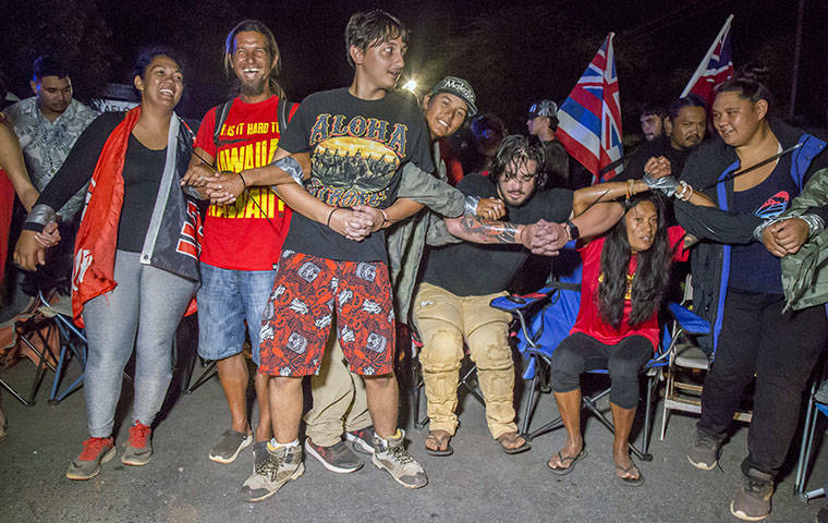 Update 1 35 P M Honolulu Police Wind Farm Protest