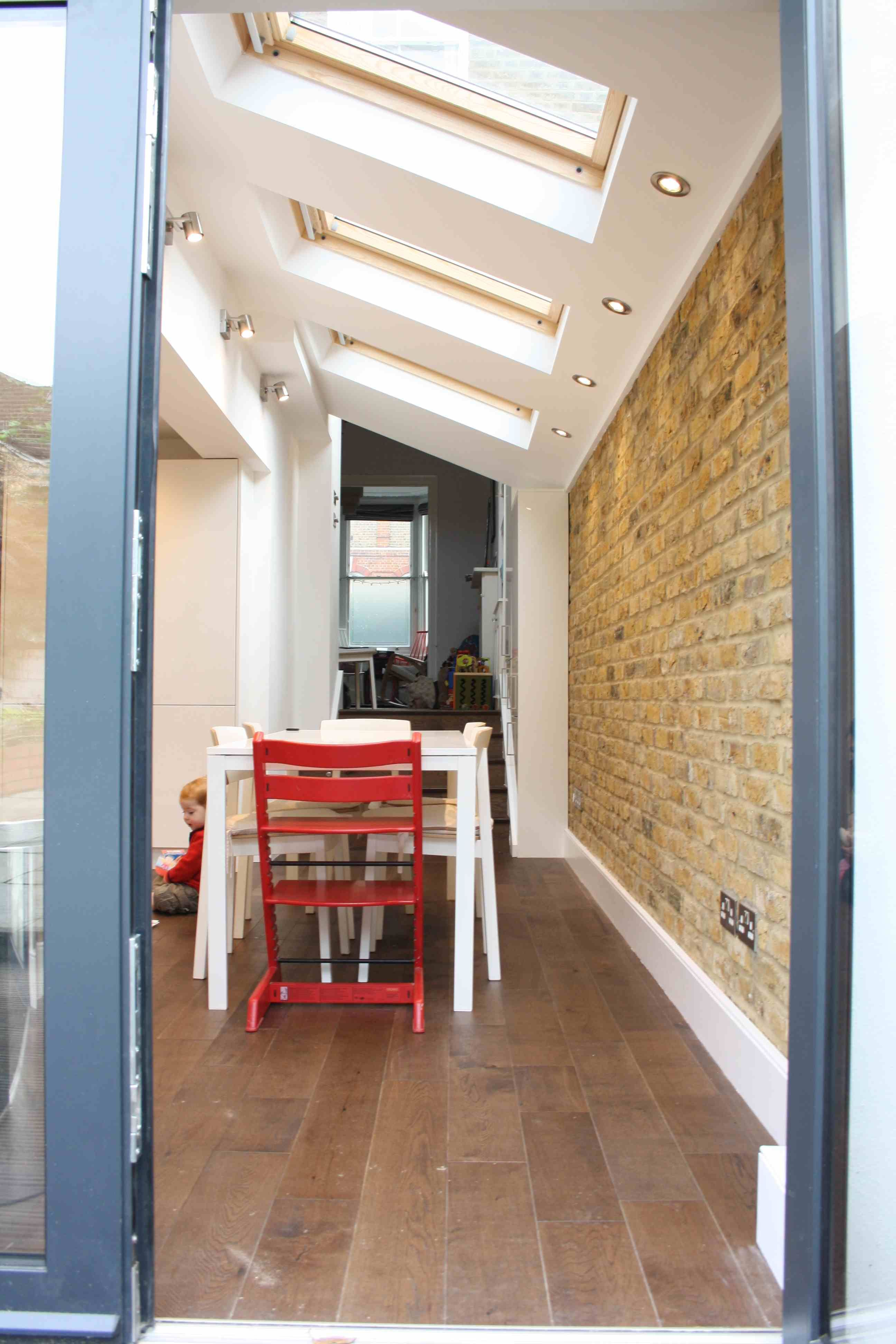 Kitchen Extension Side Return Gallery