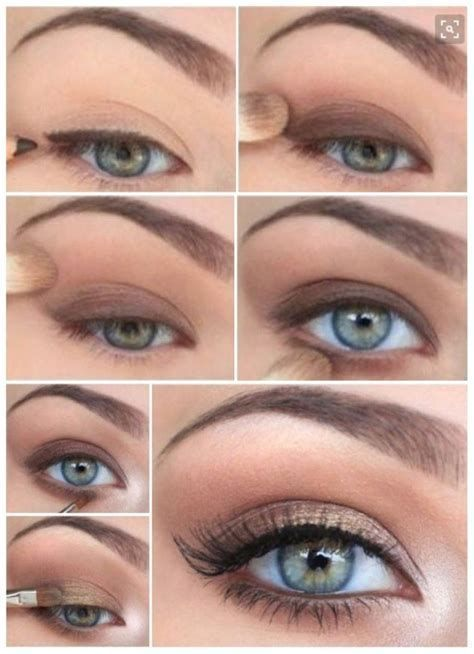 Photo of Topp 93+ enkle øyesminkeideer og stilbilder #eyemakeupbrown, #Brown #MakeupId …