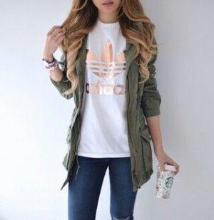 ropa de adidas para chicas