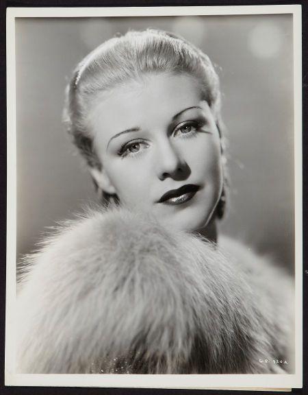 Ginger Rogers