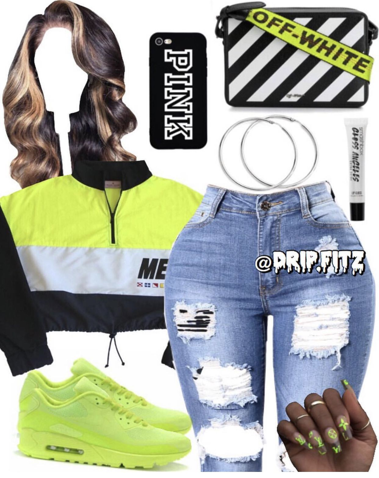 Follow @drip.fitz for more outfits inspo! 🥰