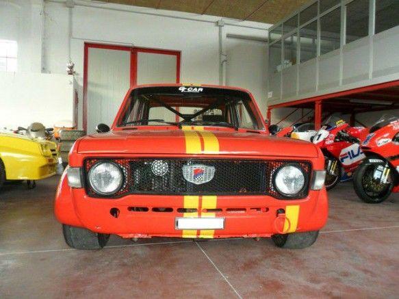 Fiat 128 Giannini Gr 2 Con Immagini Storico