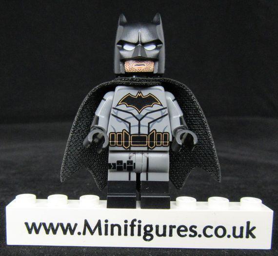 Batman Rebirth LeYiLeBrick Custom Minifigure | Gotta love ...