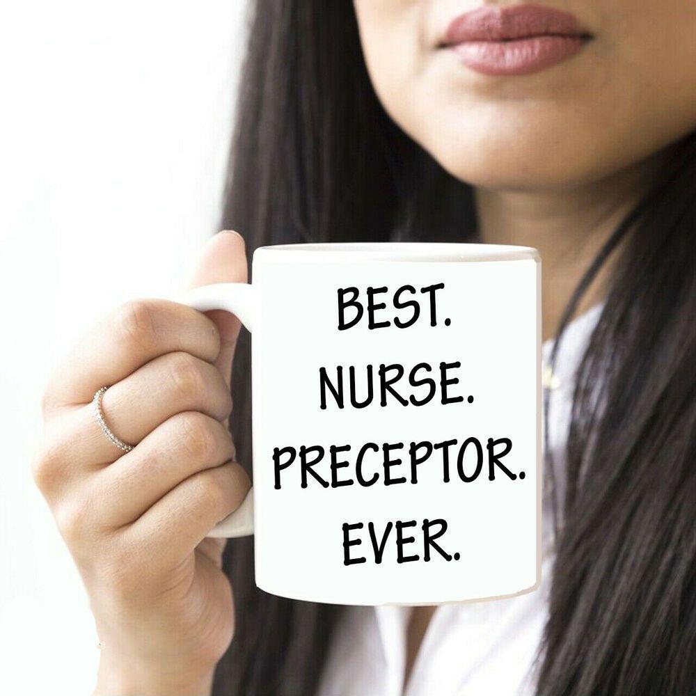 Details about best nurse preceptor ever mug nurse