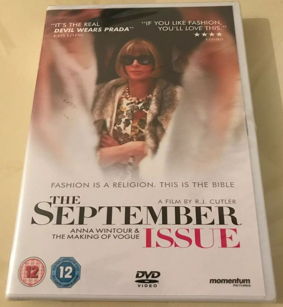 The September Issue Dvd 2009 New Amazing Value In 2020 Dvd Dvds For Sale Ebay