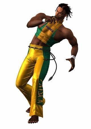 You Guys Remember This Character Capoeira Gordo Street Fighter Tekken