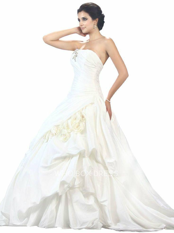 wedding gown, wedding gown