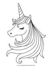 Unicorns   Puppy coloring pages, Unicorn coloring pages ...