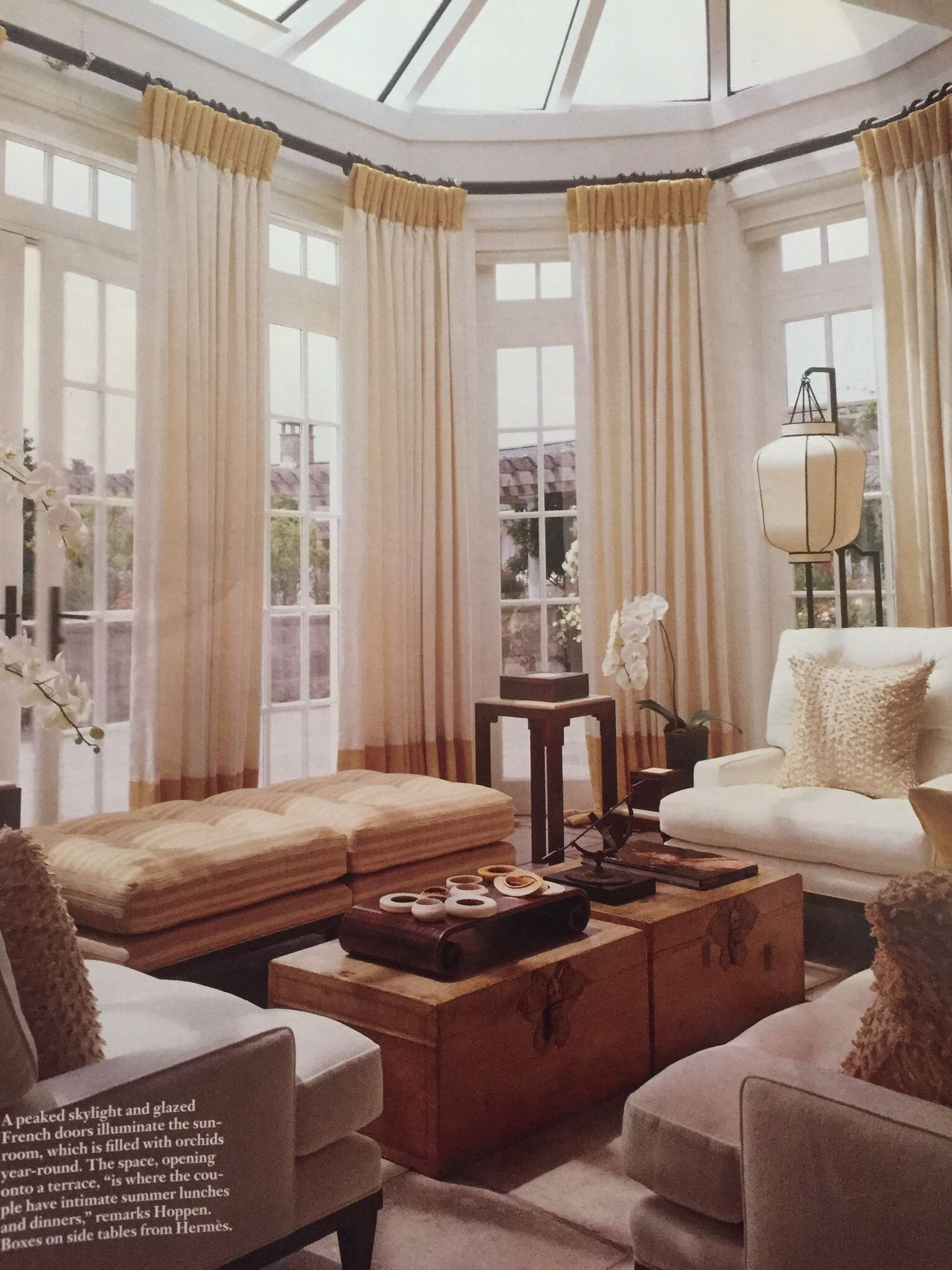 Color Blocking Home Sunroom Furniture Home Decor