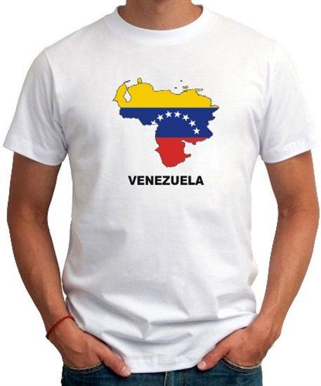 Polo de venezuela - country map color en 2019  10fbedf0b9f
