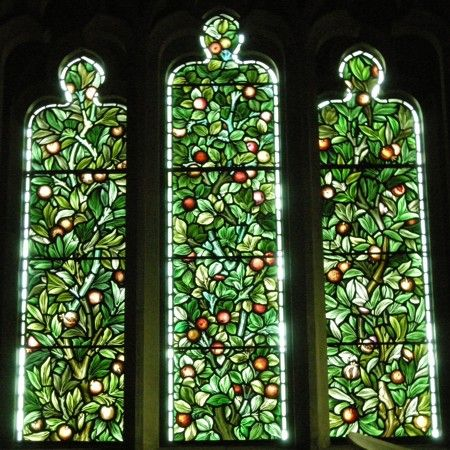 william morris stained glass conservation and repair | decorative