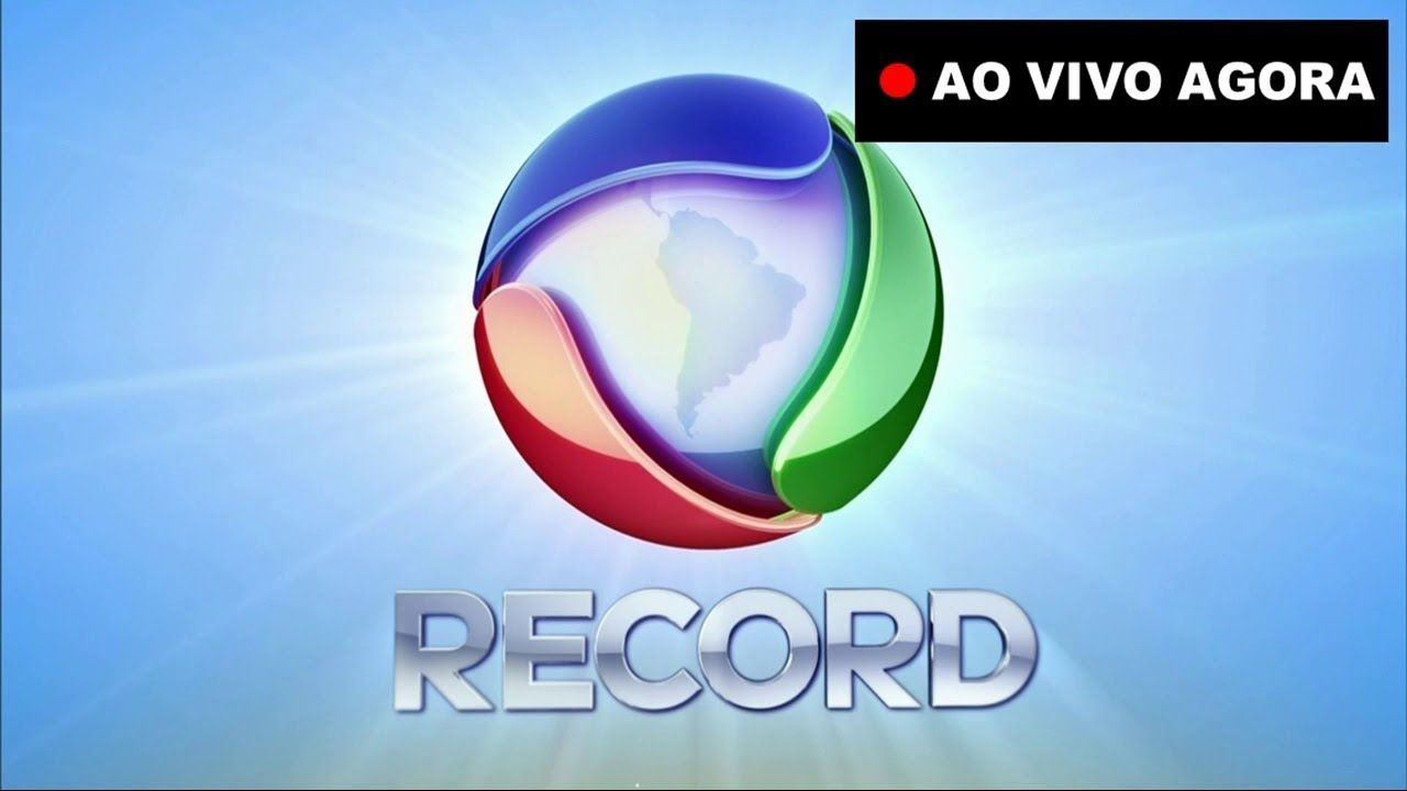 Tv Record Ao Vivo Grátis Assistir Tv Assistir Tv Ao Vivo Emissoras De Tv