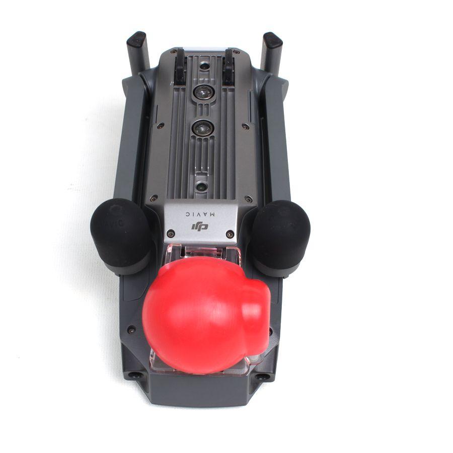 Mavic PRO Lens Cover Silicone Gimbal Guard Camera Protective Cover Lens Hood for DJI MAVIC PRO Drone