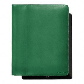 Wish list item for our store: Coach Bleecker Leather iPad Case