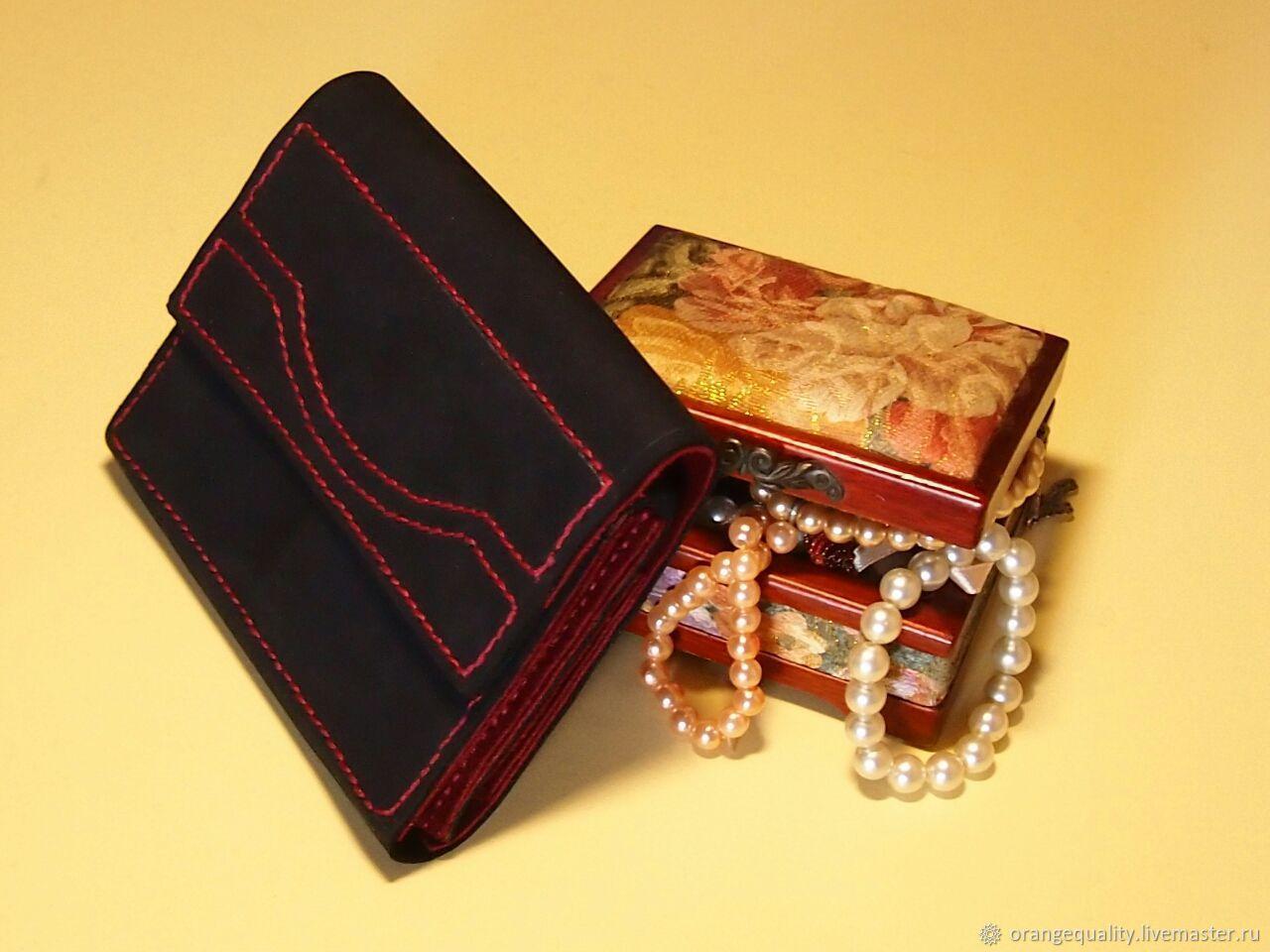 9623c2820b1c Органайзеры для сумок ручной работы. Ярмарка Мастеров - ручная работа. Купить  Кожаное портмоне.