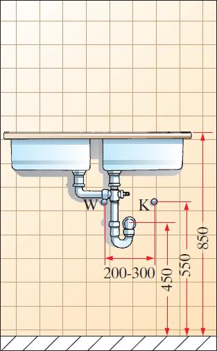 Abluss Und Kupferrohre Praktiker Marktplatz Waschbecken Design Badezimmer Sanitar Badgestaltung