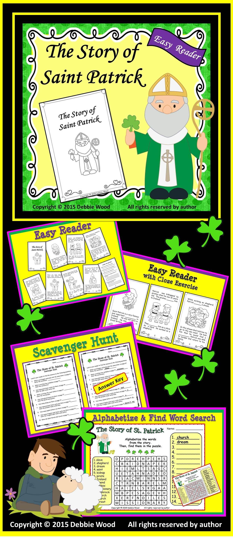 St Patrick S Day Easy Reader