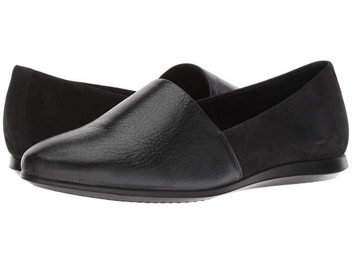 27b0d59d Ecco Touch Ballerina 2.0 Flat | Products | Pinterest | Shoes, Black ...