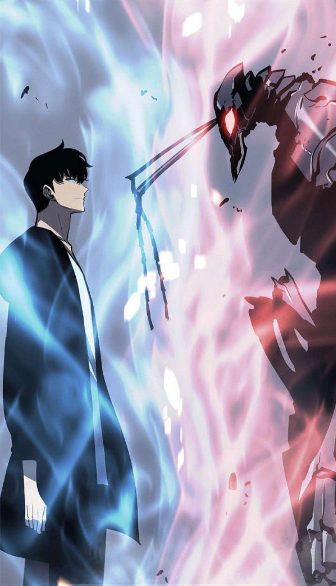Yeah!!! Sung jin woo vs BER en 2020 Dessin, Anime