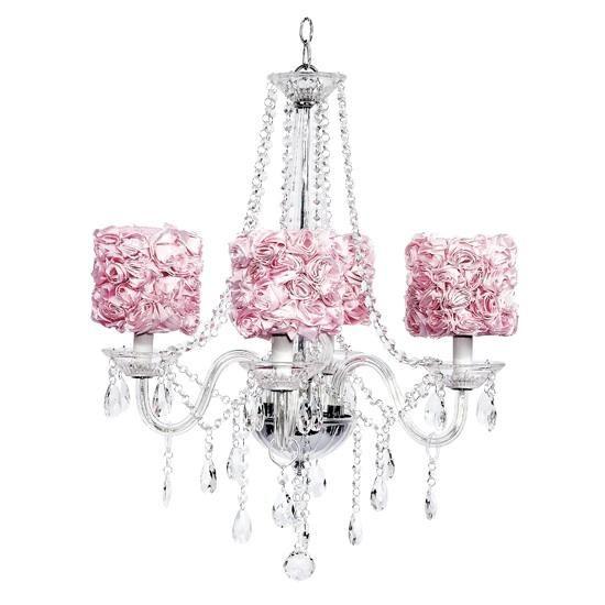 Pink rose 4 light middleton chandelier lighting pinterest pink rose 4 light middleton chandelier mozeypictures Choice Image