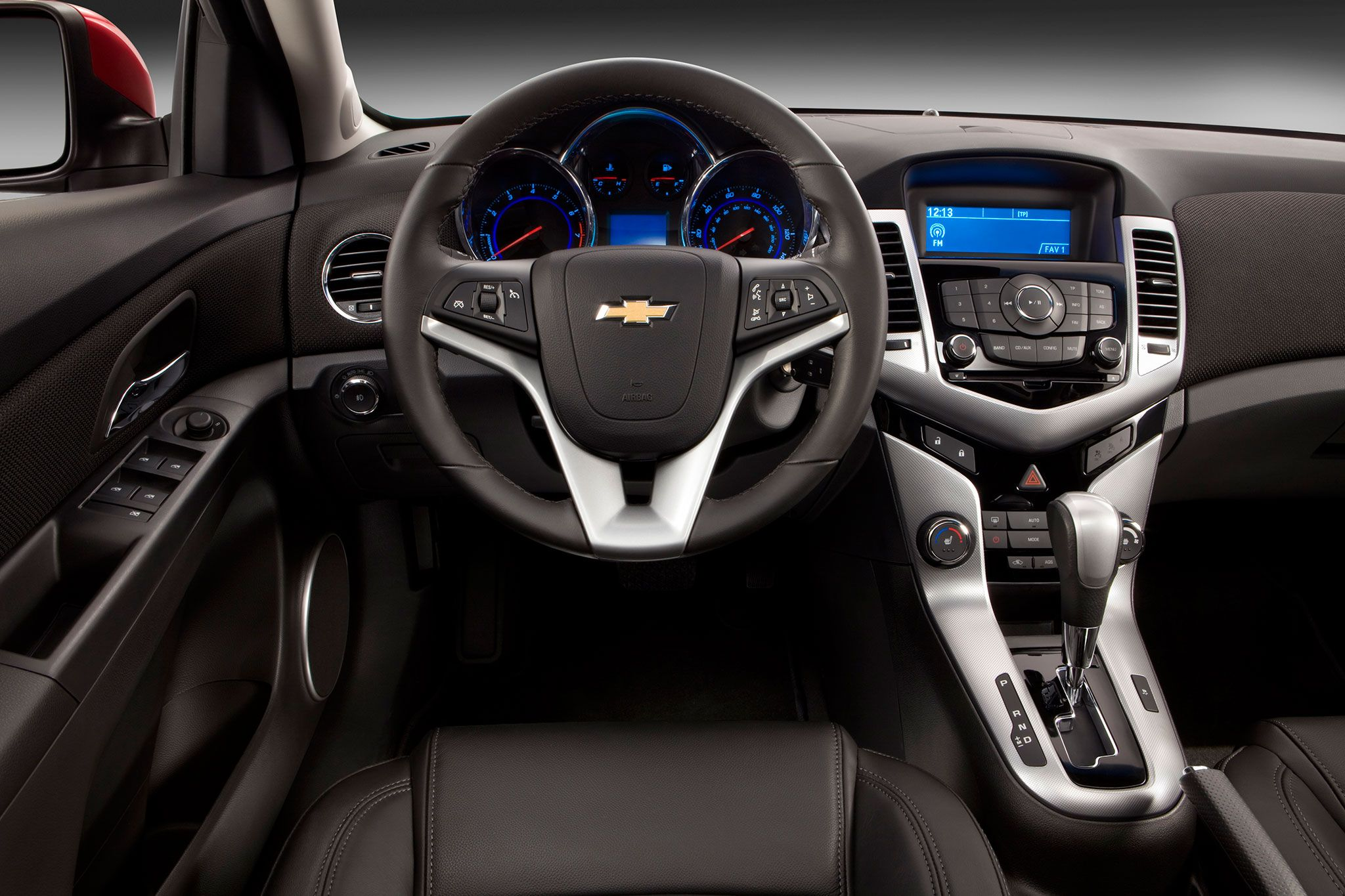 Lovely 2014 Chevrolet Cruze Interior Design Ideas