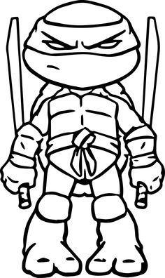 Ninja Turtles Art Coloring Page | Ninja turtles | Pinterest ...