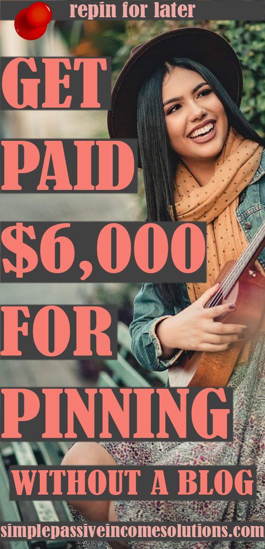 VERDIENEN SIE $ 6.000 AUF PINTEREST ALS ANFÄNGER!   – HOW TO MAKE MONEY ON PINTEREST