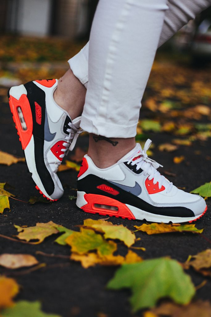 nike air max 90 womens wearing Google Search | Nike air