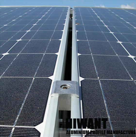 High Quality Customized Different Sizes Solar Alulminium Mounting Rail Solar Panels Solar Roof Solar Panel