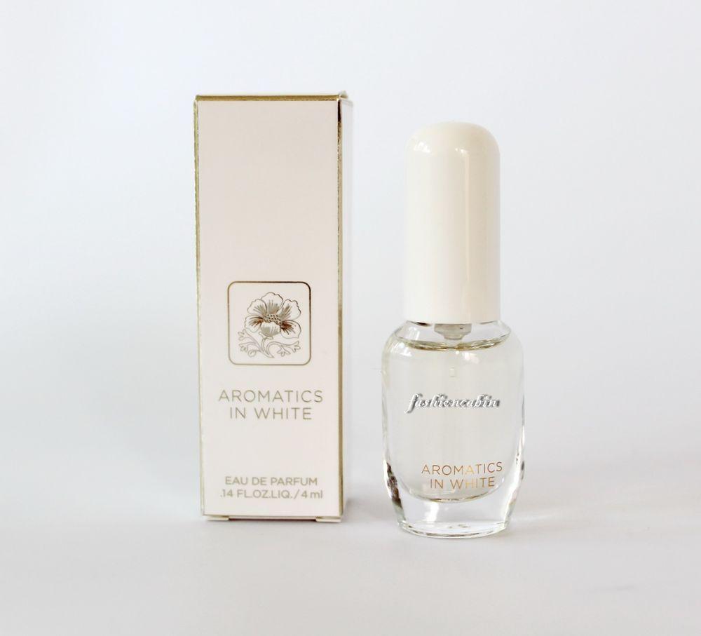 f0ba1b3bb2f4 CLINIQUE Aromatics in White Perfume Spray MINI (0.14 oz  4ml)  Clinique