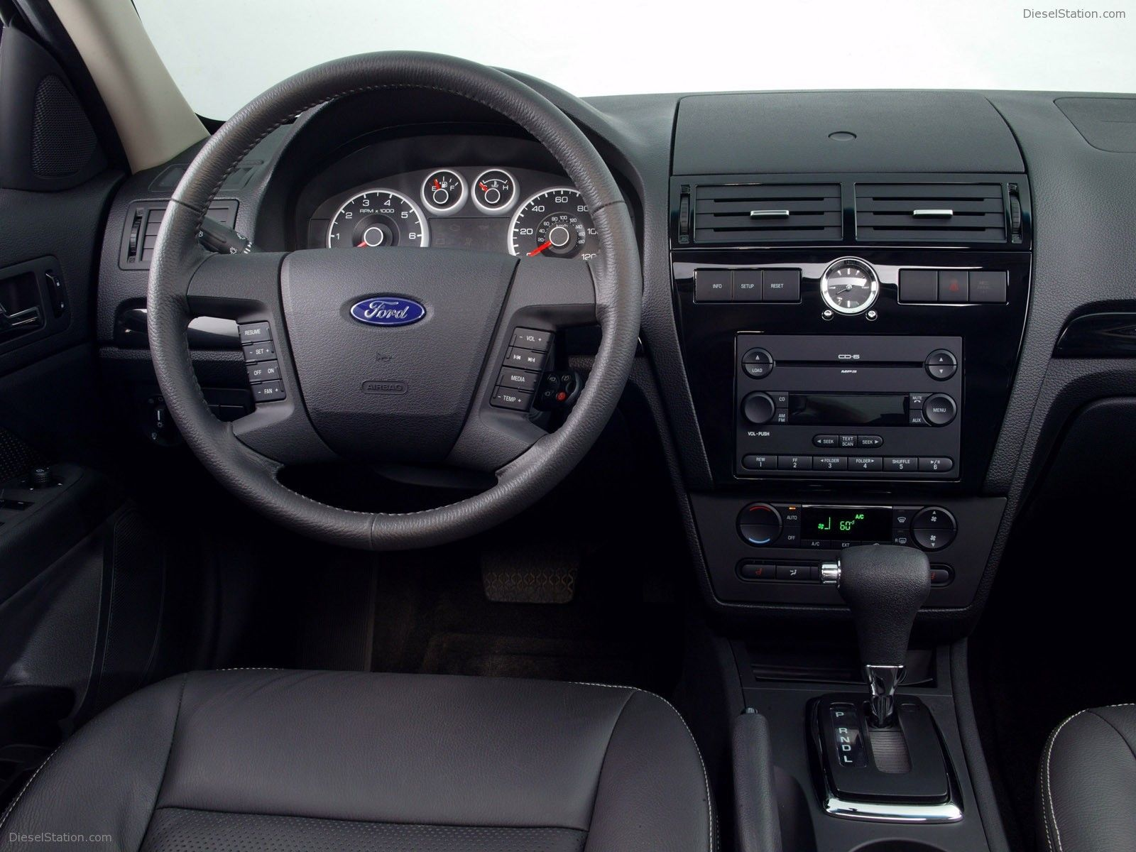 2008 ford fusion pc exotic car of diesel