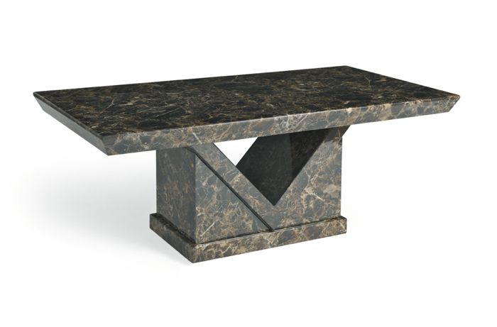 The Mocha Marble Coffee Table Is Now Half Price In This Weeks Sale