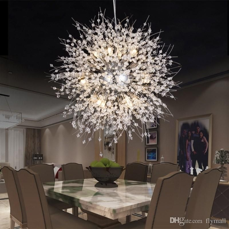 25 Awesome Crystal Chandelier Light For You With Images