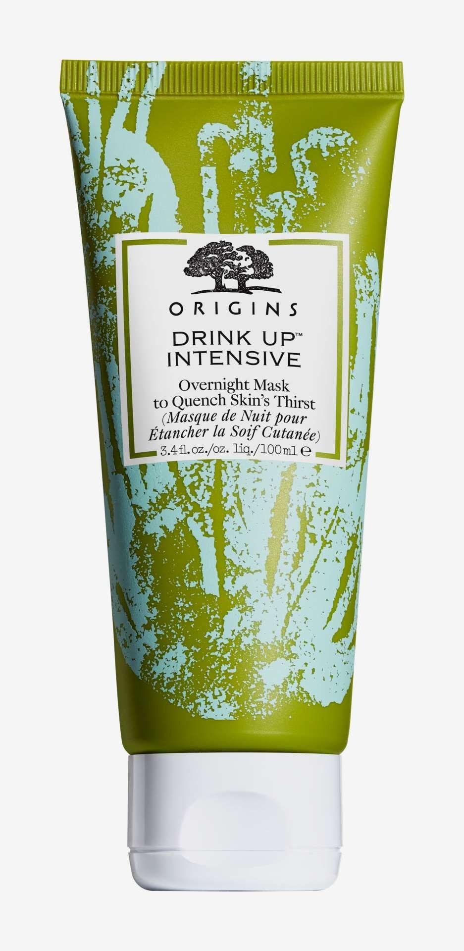 Drink Up Intensive Overnight Mask Hudpleie Hud Harfjerning