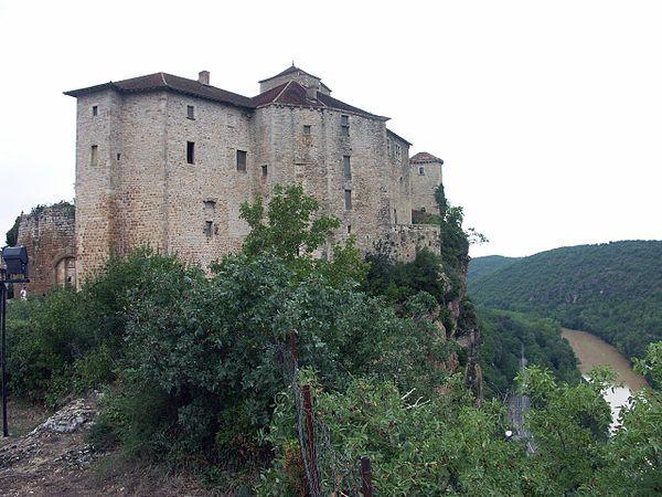 Château de Bruniquel - Wikipedia, the free encyclopedia