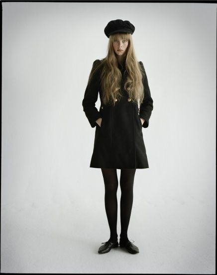 Edie Campbell, London, England, W Magazine ...