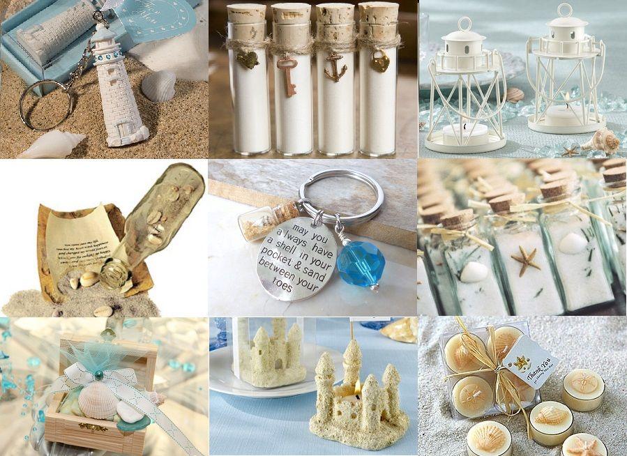 beach wedding souvenir ideas Kak Nino Weddings Idea Pinterest